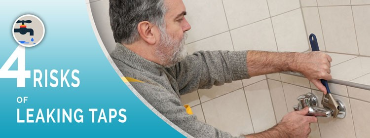 4 Risks of Not Paying Attention to Your Leaking Taps and Toilets!