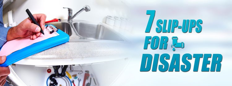 7 Slip-Ups That Can Turn Your DIY Melbourne Plumbing Project into a Disaster!