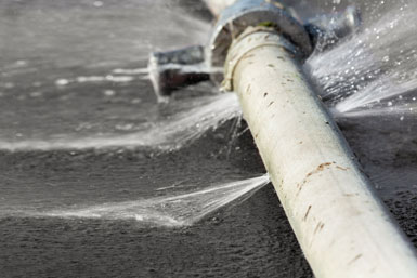 Burst Pipes Repair and Replacement Melbourne