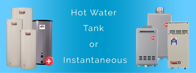 Water Service Installation : Hot water system buying guide by plumbing specialists