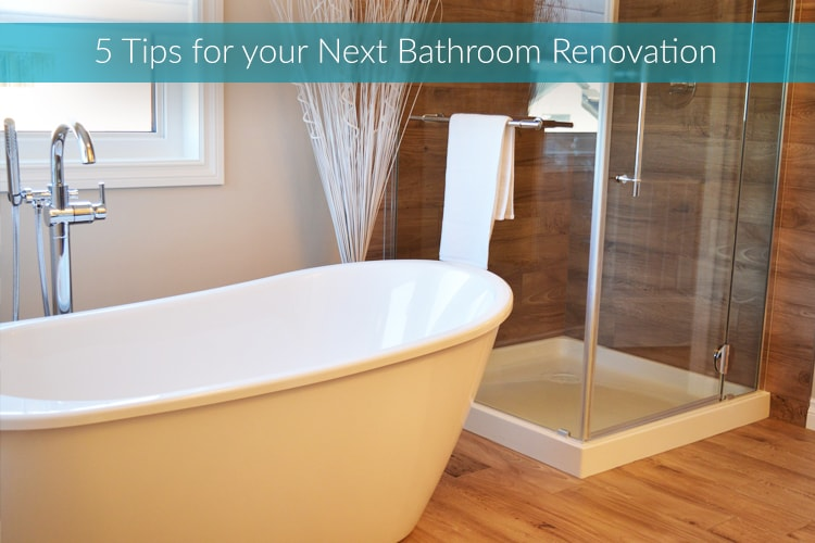 Tips Your Melbourne Plumber Can Give About Your Next Bathroom - Plumber bathroom renovation